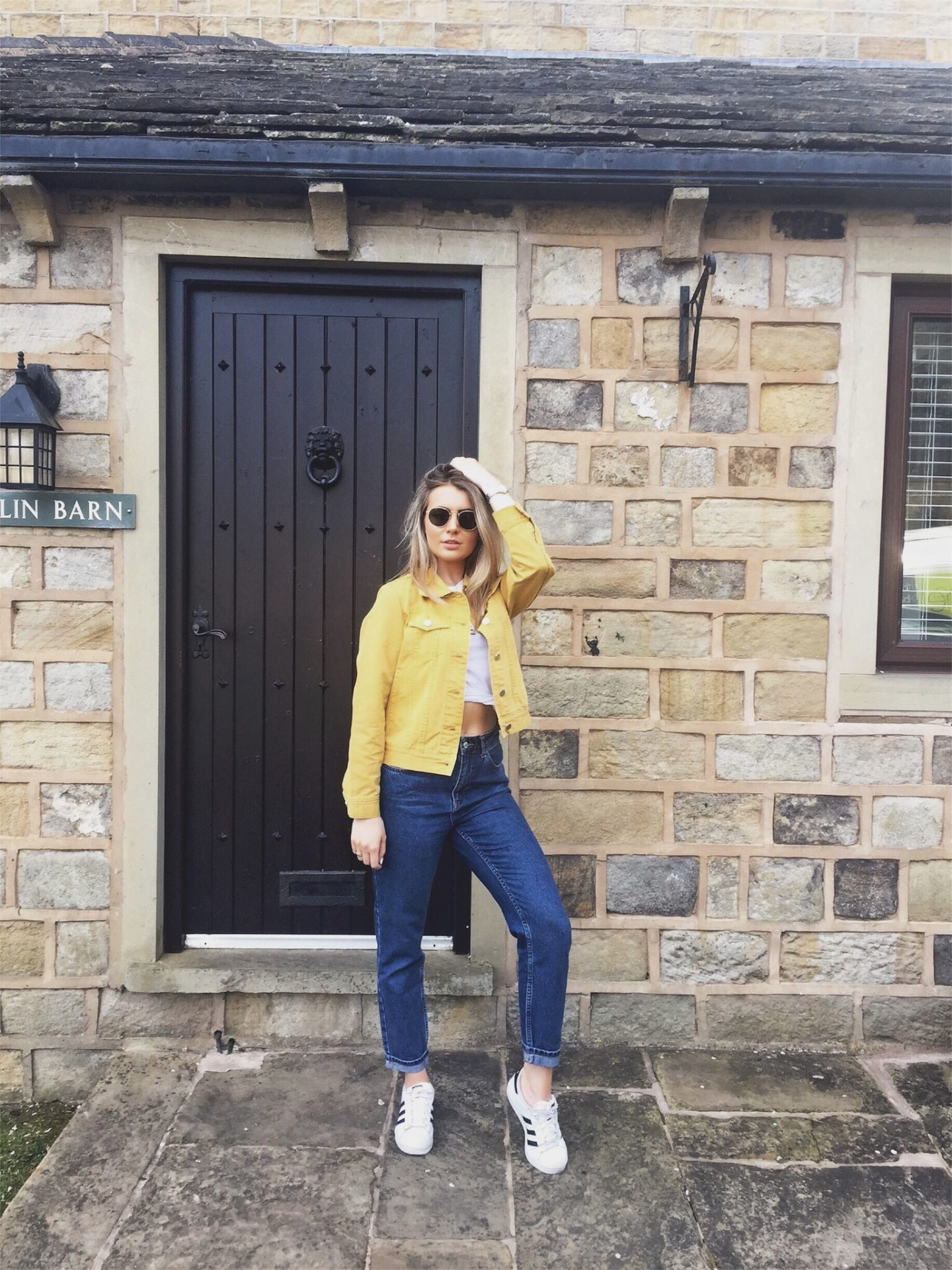 How to Style…the Coloured Denim Jacket