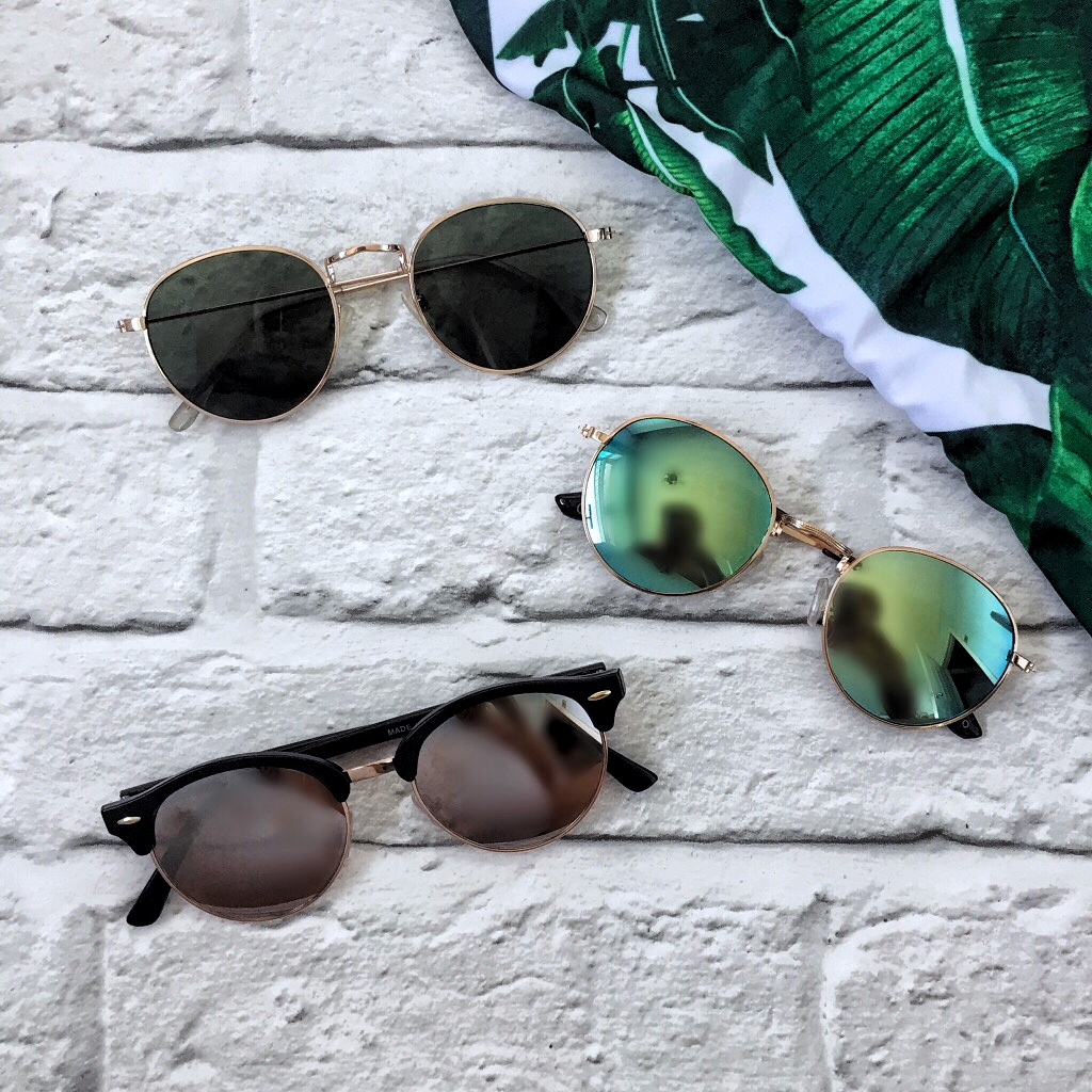 The Sunglasses Edit