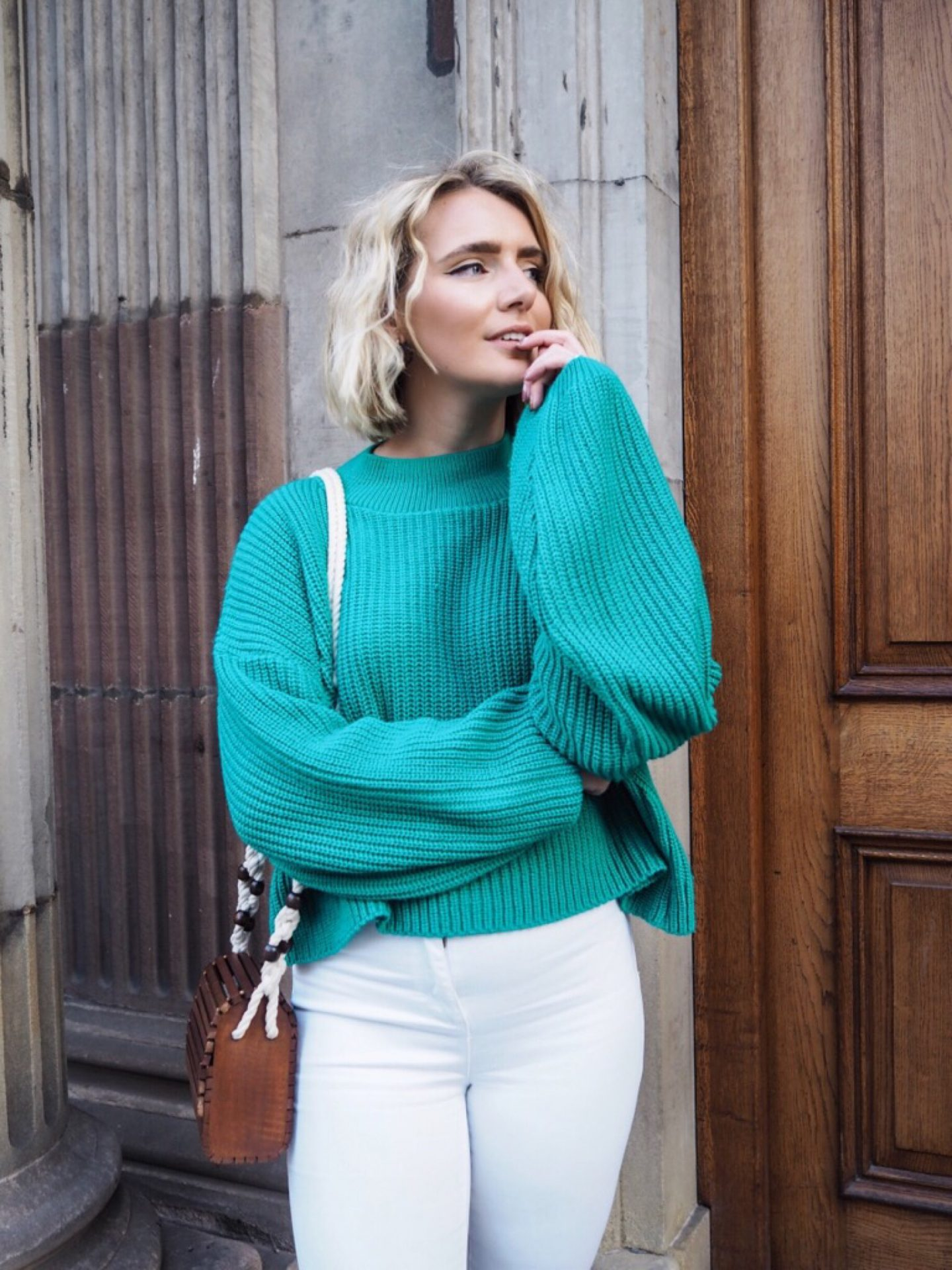 The Perfect Knit for Spring
